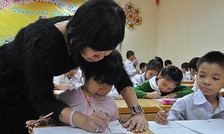 Những quan sát đáng lưu ý của giáo viên tiểu học sau một năm thực hiện Thông tư 30
